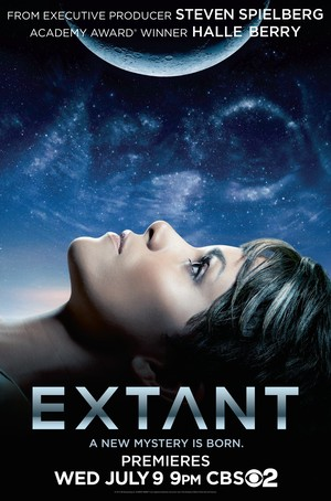 Extant (TV Series 2014- ) DVD Release Date