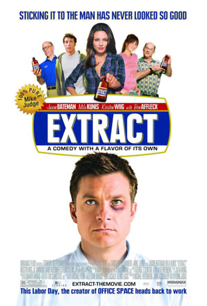 Extract (2009) DVD Release Date