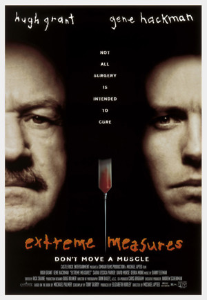 Extreme Measures (1996) DVD Release Date