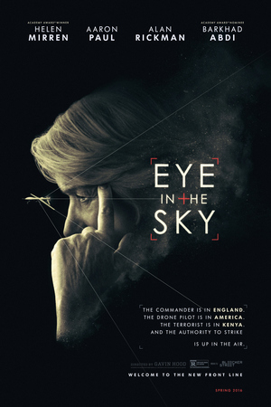 Eye in the Sky (2015) DVD Release Date