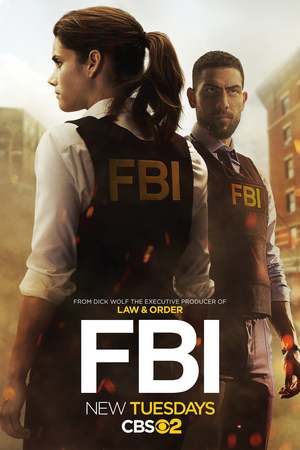 FBI (TV Series 2018- ) DVD Release Date