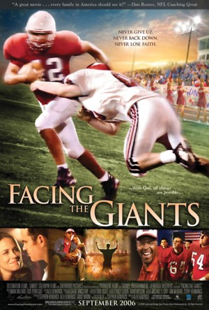 Facing the Giants (2006) DVD Release Date