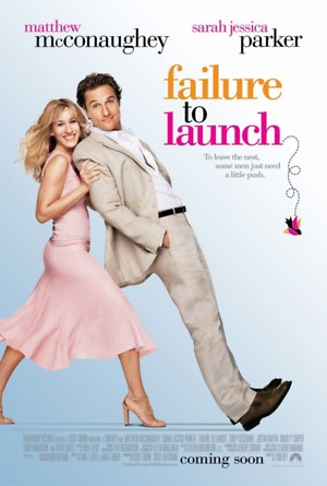 Failure to Launch (2006) DVD Release Date