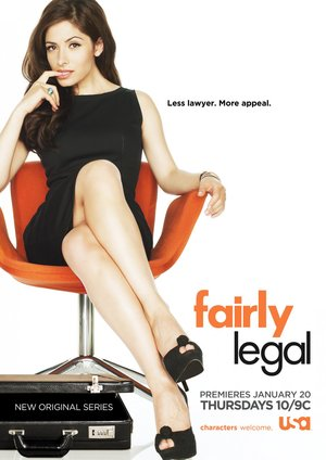 Fairly Legal (TV Series 2011- ) DVD Release Date