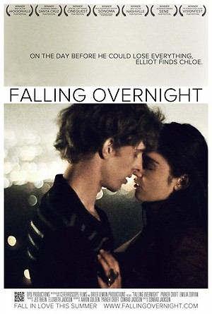Falling Overnight (2011) DVD Release Date