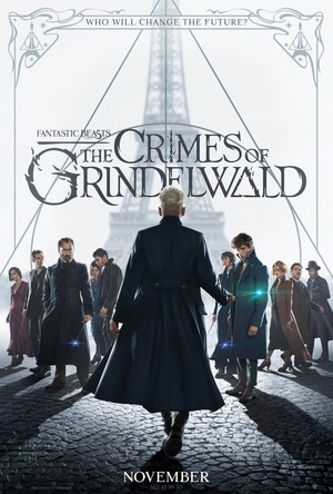 Fantastic Beasts: The Crimes of Grindelwald (2018) DVD Release Date