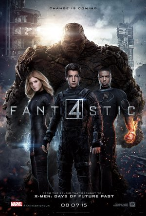 Fantastic Four (2015) DVD Release Date