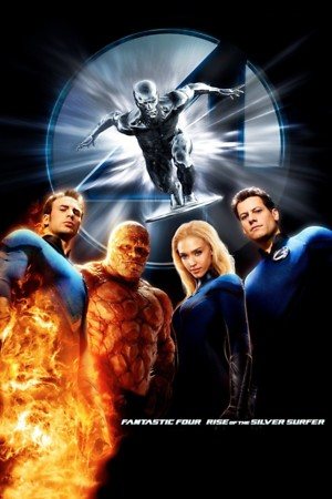 Fantastic Four: Rise of the Silver Surfer (2007) DVD Release Date