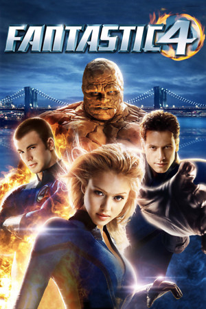 Fantastic Four (2005) DVD Release Date
