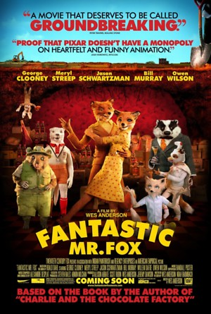 Fantastic Mr. Fox (2009) DVD Release Date