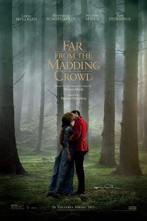 Far from the Madding Crowd (2015) DVD Release Date