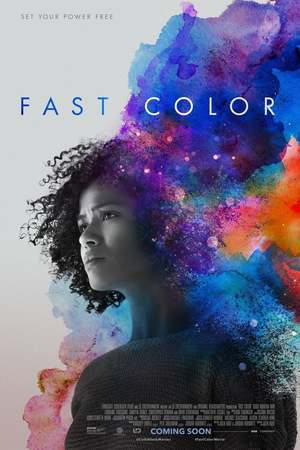Fast Color (2018) DVD Release Date