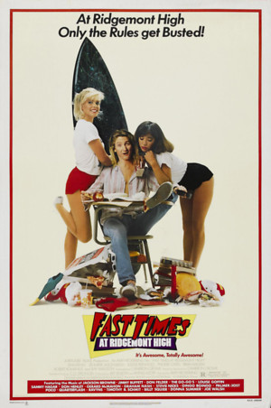 Fast Times at Ridgemont High (1982) DVD Release Date