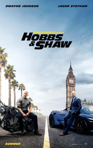Fast & Furious Presents: Hobbs & Shaw (2019) DVD Release Date