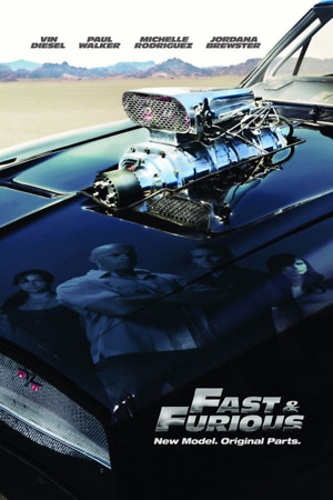 Fast & Furious (2009) DVD Release Date