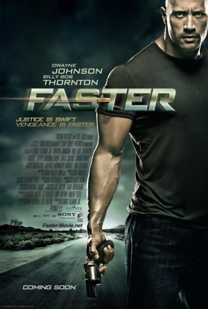 Faster (2010) DVD Release Date