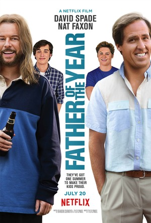 Father of the Year (2018) DVD Release Date