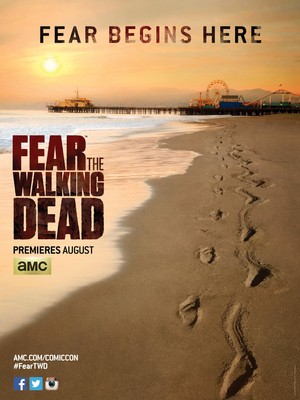 Fear the Walking Dead (TV Series 2015- ) DVD Release Date