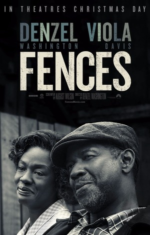Fences (2016) DVD Release Date