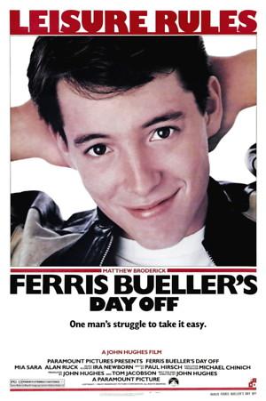 Ferris Bueller's Day Off DVD Release Date