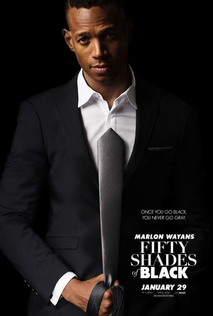 Fifty Shades of Black (2016) DVD Release Date