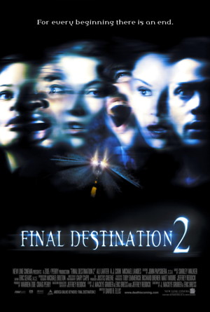 Final Destination 2 (2003) DVD Release Date