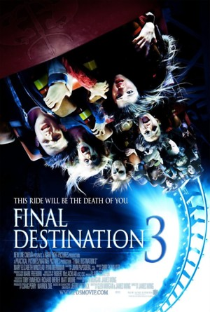 Final Destination 3 DVD Release Date July 25, 2006