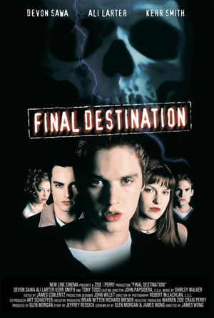 Final Destination (2000) DVD Release Date
