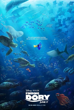Finding Dory (2016) DVD Release Date