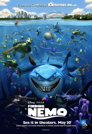 Finding Nemo (2003) DVD Release Date