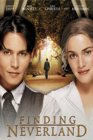 Finding Neverland (2004) DVD Release Date