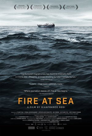 Fire at Sea (2016) DVD Release Date