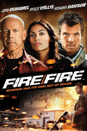 Fire with Fire (2012) DVD Release Date