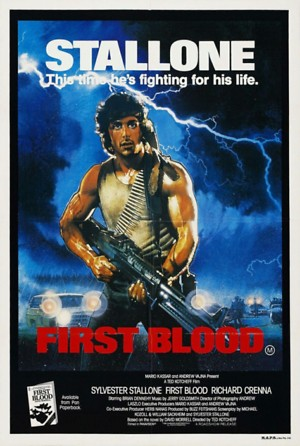 First Blood (1982) DVD Release Date