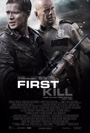 First Kill (2017) DVD Release Date