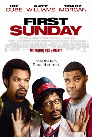 First Sunday (2008) DVD Release Date