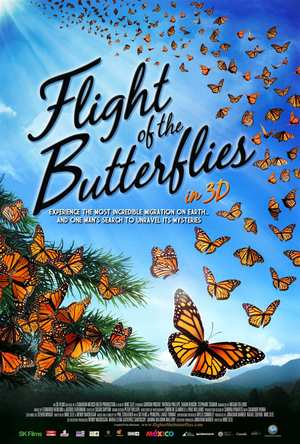 Flight of the Butterflies (2012) DVD Release Date