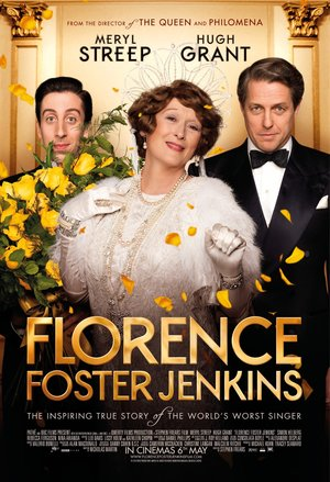 Florence Foster Jenkins (2016) DVD Release Date