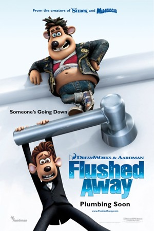 Flushed Away (2006) DVD Release Date