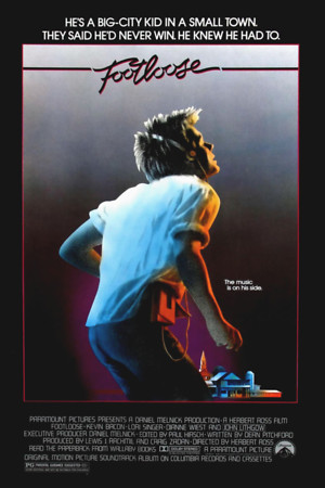 Footloose (1984) DVD Release Date