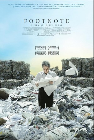 Footnote (2011) DVD Release Date