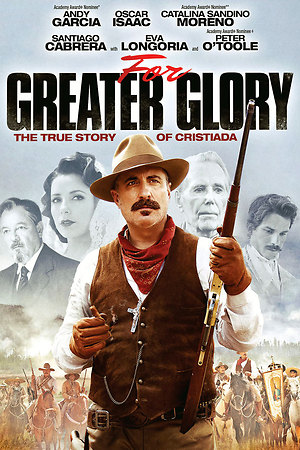 For Greater Glory (2012) DVD Release Date
