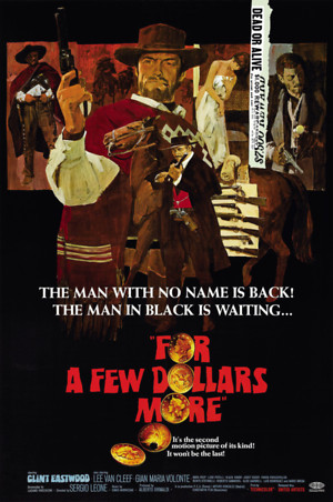 For a Few Dollars More (1965) DVD Release Date