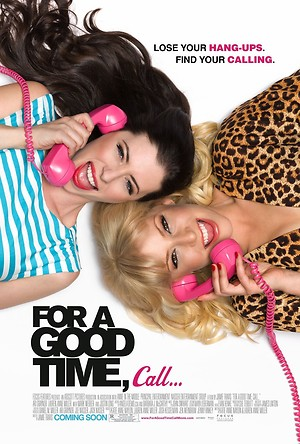 For a Good Time, Call... (2012) DVD Release Date