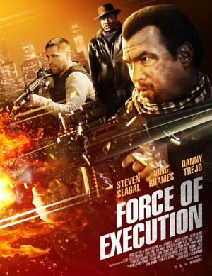 Force of Execution (2013) DVD Release Date