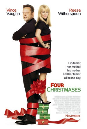 Four Christmases (2008) DVD Release Date