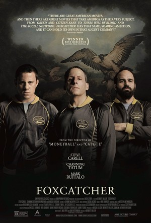 Foxcatcher (2014) DVD Release Date