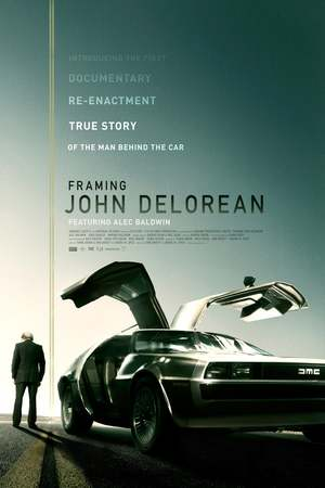 Framing John DeLorean (2019) DVD Release Date