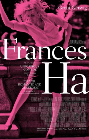 Frances Ha (2012) DVD Release Date