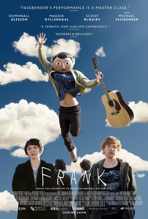 Frank (2014) DVD Release Date